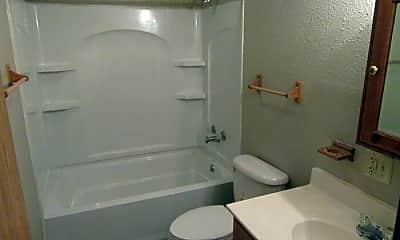 Bathroom, 707 Broadway St, 2