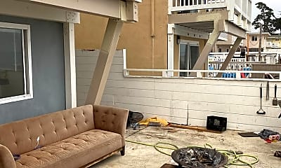 Patio / Deck, 6681 Del Playa Dr, 2