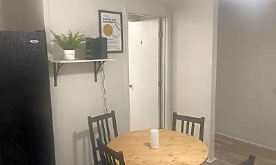 Dining Room, Room for Rent - Live in University Square, 1