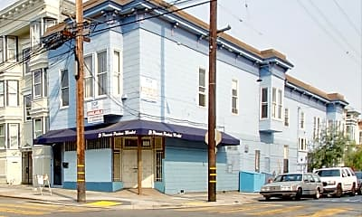Building, 2950 21st St, 1