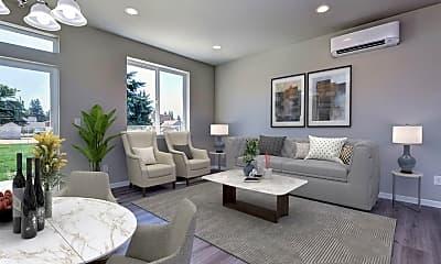 Living Room, 412 170th St S, 0