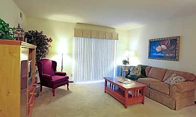 Living Room, Village Park at Kingsborough, 1