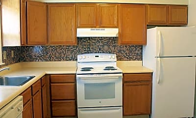 Kitchen, Berkshires II, 1