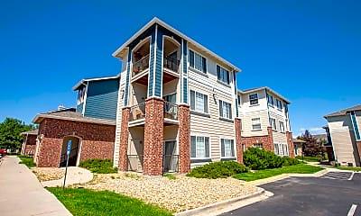 Building, Ranchstone Apartments, 2