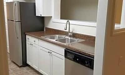 Kitchen, Royal Oaks, 1