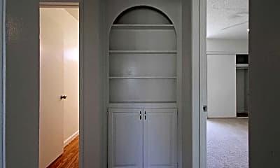 Foyer, Entryway, Loma Village Apartments, 2