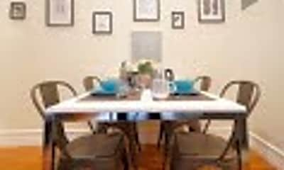 Dining Room, 24 W 88th St, 1