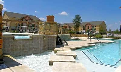 Pool, Independence Place in Killeen, 2