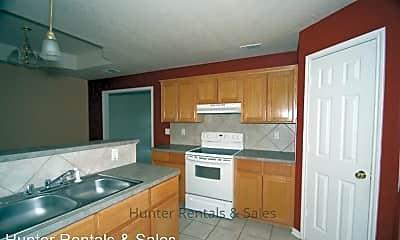 Kitchen, 3902 Llano Estacado Ct, 2