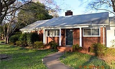 Building, 4311 Castlewood Rd, 0