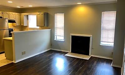 Living Room, 2463 E 10th St, 1
