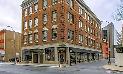 Building, 210 Walnut St, 2