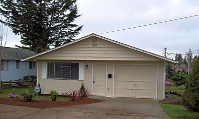 Building, 5202 East G Street, 1