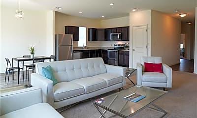 Living Room, 13905 Charles Abraham Way, 1
