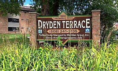 Dryden Terrace, 1