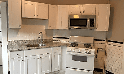 Kitchen, 42 Plymouth St, 1