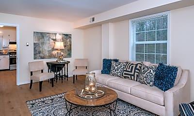 Living Room, 5401 Markview Ln, 0