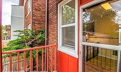 Patio / Deck, 1119 Claytonia Terrace, 2