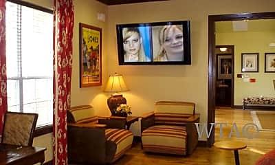 Living Room, 12330 Vance Jackson, 1