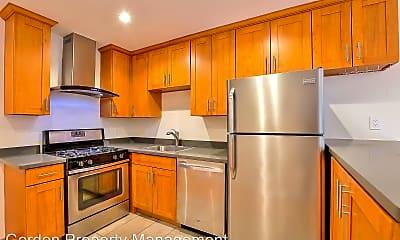 Kitchen, 635 Scott St, 1