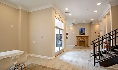 Living Room, 306 Cooper St 505, 2