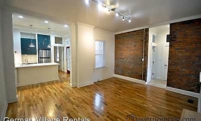 Living Room, 616 S 3rd St, 0