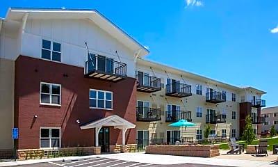 Cascade Apartments, 2