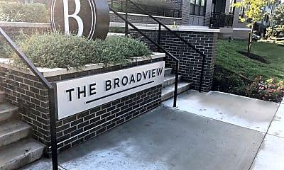 Broadview, 1