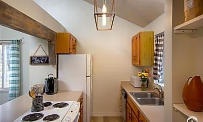 Kitchen, 1400 Pin Oak Drive, 1