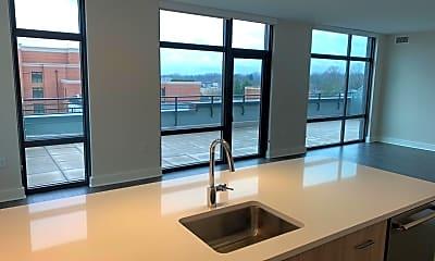 Kitchen, 4901 Montgomery Ln 704, 1