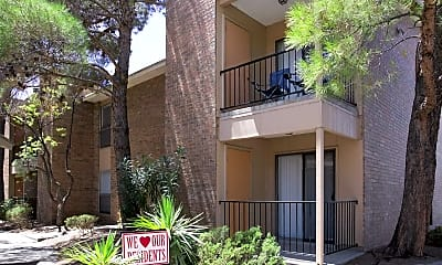 Building, Vista Oeste, 2