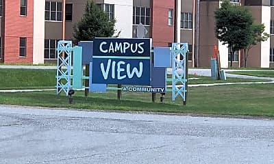 Campus View, 1