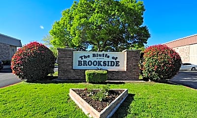 Community Signage, The Bluffs At Brookside, 2