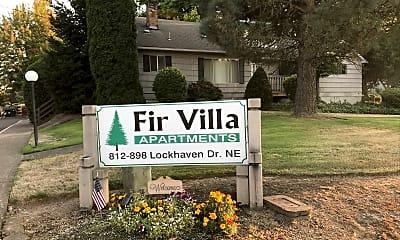 Fir Villa Apartments, 1