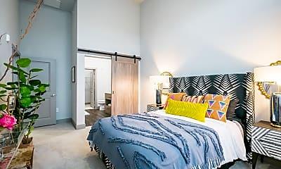 Bedroom, The Met, 2