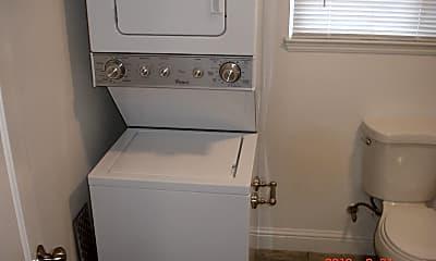 Bathroom, 605 W. 2nd. Ave., 2