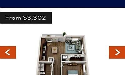 Living Room, 1210 Anchors Way, 1