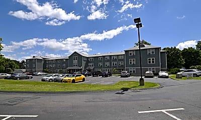 Building, Riverboat Village, 1