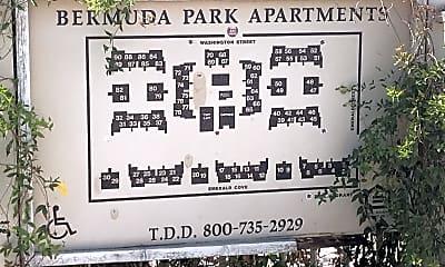Bermuda Park Apartments, 1