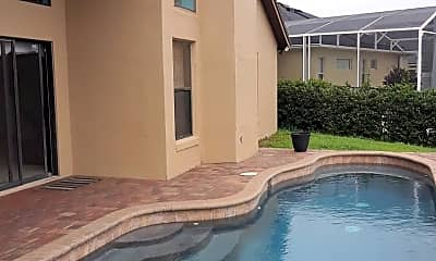 Pool, 639 Cedar Forest Cir, 2