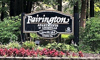Fairington Apartments of Louisville, 1