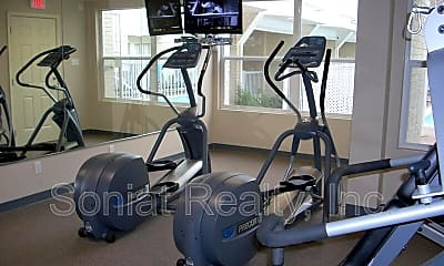 Fitness Weight Room, 3805 Houma Blvd, 2