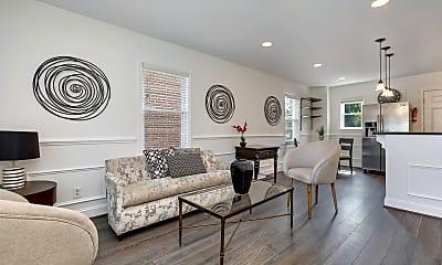 Living Room, 3103 E St SE, 1