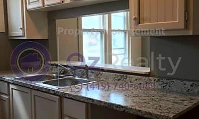 Kitchen, 761 Clark St, 1