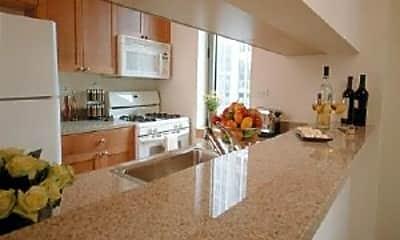 Kitchen, 35 W 33rd St, 1