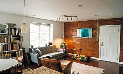 Living Room, 5401 9th St NW 201, 0