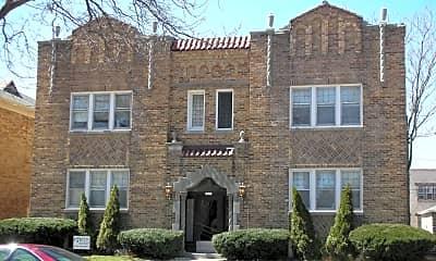 Building, 3817 N Humboldt Blvd, 0