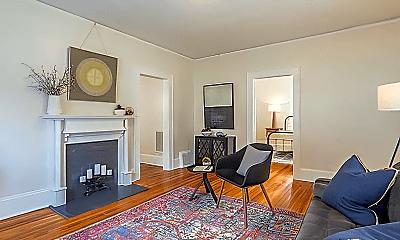 Living Room, 2418 Highland Ave, 1