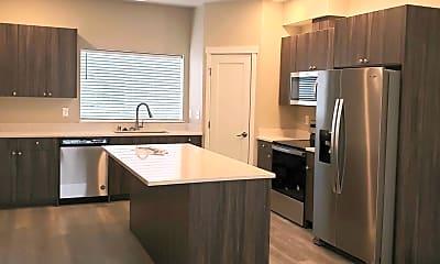 Kitchen, 616 E St, 1