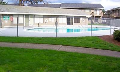 Pool, Arborcrest Apts, 1